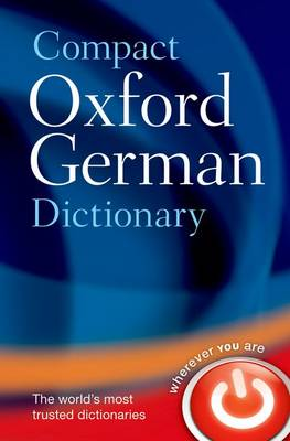 Compact Oxford German Dictionary (Paperback)