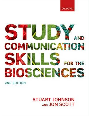 Study and Communication Skills for the Biosciences (Paperback)