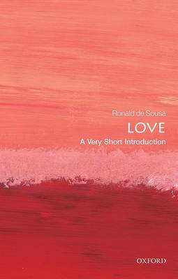 Love: A Very Short Introduction - Very Short Introductions (Paperback)