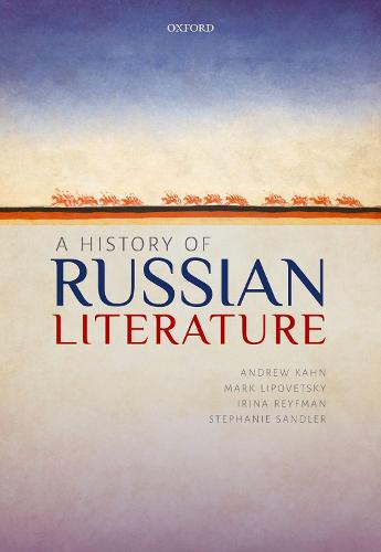 A History of Russian Literature (Hardback)