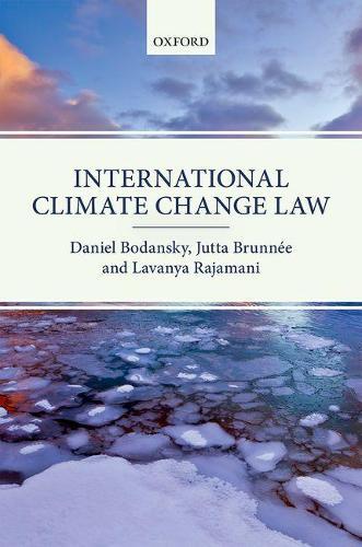 International Climate Change Law (Paperback)