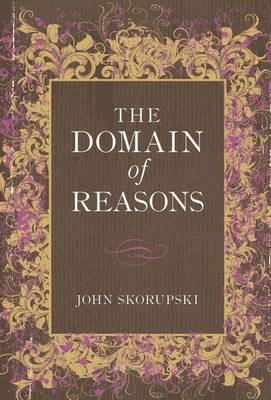 The Domain of Reasons (Paperback)