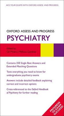 Oxford Assess and Progress: Psychiatry - Oxford Assess and Progress (Paperback)