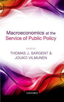 Macroeconomics at the Service of Public Policy (Hardback)