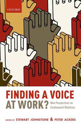 Finding a Voice at Work?: New Perspectives on Employment Relations (Paperback)