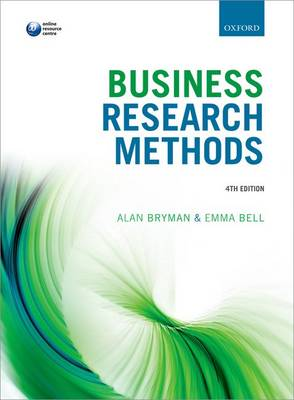 Business Research Methods (Paperback)