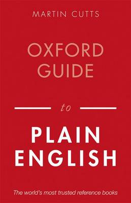 Oxford Guide to Plain English (Paperback)