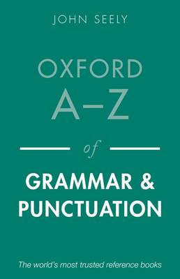 Oxford A-Z of Grammar and Punctuation (Paperback)