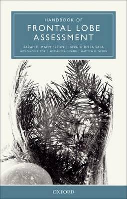 Handbook of Frontal Lobe Assessment (Paperback)
