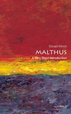 Malthus: A Very Short Introduction - Very Short Introductions (Paperback)