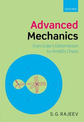 Advanced Mechanics: From Euler's Determinism to Arnold's Chaos (Hardback)