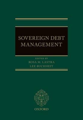 Sovereign Debt Management (Hardback)