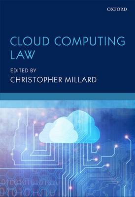 Cloud Computing Law (Hardback)