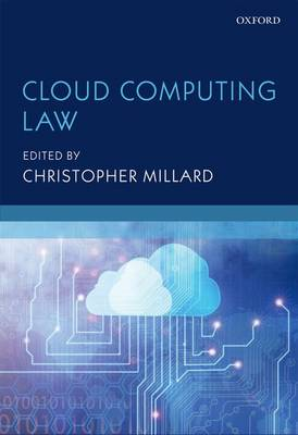 Cloud Computing Law (Paperback)