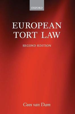 European Tort Law (Hardback)