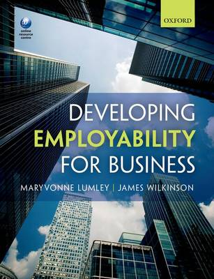 Developing Employability for Business (Paperback)