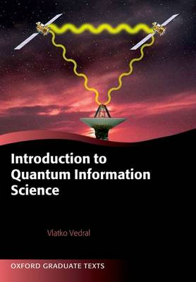 Introduction to Quantum Information Science - Oxford Graduate Texts (Paperback)