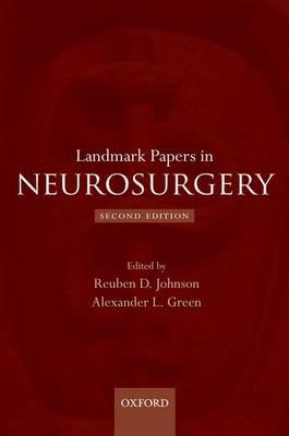 Landmark Papers in Neurosurgery - Landmark Papers In (Hardback)