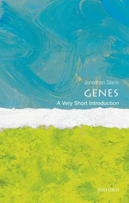 Genes: A Very Short Introduction - Very Short Introductions (Paperback)