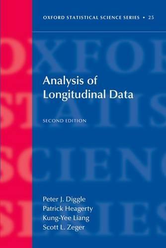 Analysis of Longitudinal Data - Oxford Statistical Science Series 25 (Paperback)