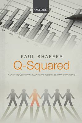 Q-Squared: Combining Qualitative and Quantitative Approaches  in Poverty Analysis (Paperback)