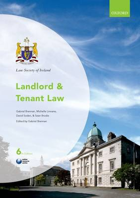 Landlord and Tenant Law - Law Society of Ireland Manuals (Paperback)