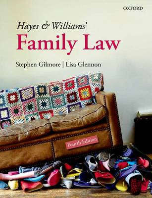 Hayes and Williams' Family Law (Paperback)