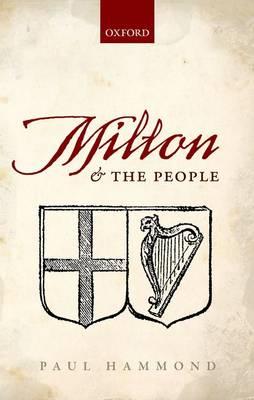 Milton and the People (Hardback)