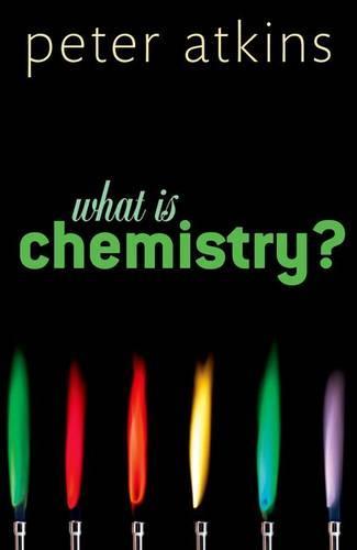 What is Chemistry? (Hardback)