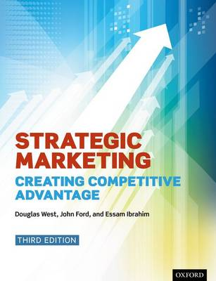 Strategic Marketing: Creating Competitive Advantage (Paperback)