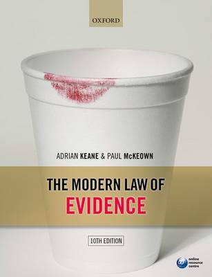 The Modern Law of Evidence (Paperback)