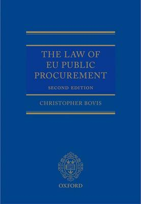 The Law of EU Public Procurement (Hardback)