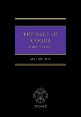 The Sale of Goods (Hardback)