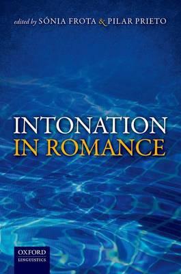 Intonation in Romance (Hardback)