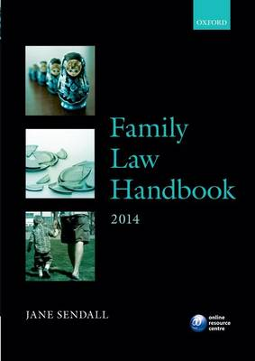Family Law Handbook 2014 - Legal Practice Course Guide (Paperback)