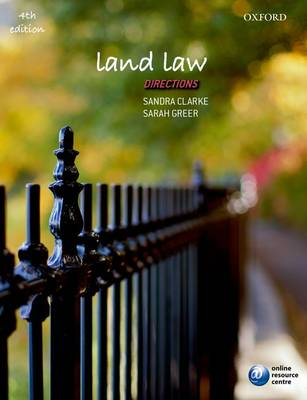 Land Law Directions - Directions Series (Paperback)