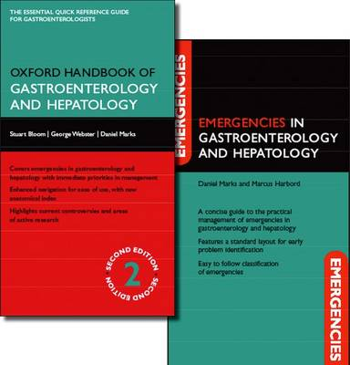 Oxford Handbook of Gastroenterology and Hepatology and Emergencies in Gastroenterology and Hepatology Pack - Oxford Medical Handbooks