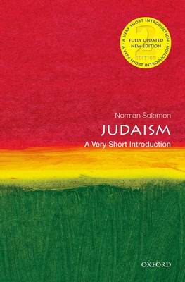 Judaism: A Very Short Introduction - Very Short Introductions (Paperback)