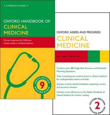 Oxford Handbook of Clinical Medicine and Oxford Assess and Progress: Clinical Medicine Pack - Oxford Medical Handbooks
