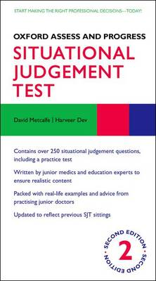 Oxford Assess and Progress: Situational Judgement Test - Oxford Assess and Progress (Paperback)