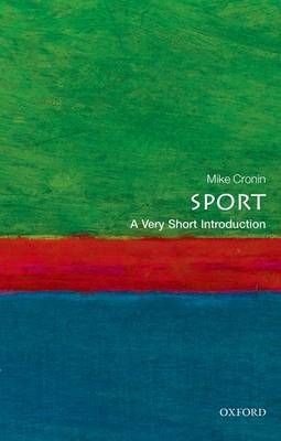 Sport: A Very Short Introduction - Very Short Introductions (Paperback)