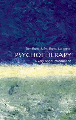 Psychotherapy: A Very Short Introduction - Very Short Introductions (Paperback)