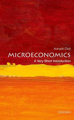Microeconomics: A Very Short Introduction - Very Short Introductions (Paperback)
