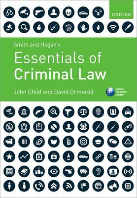 Smith & Hogan's Essentials of Criminal Law (Paperback)