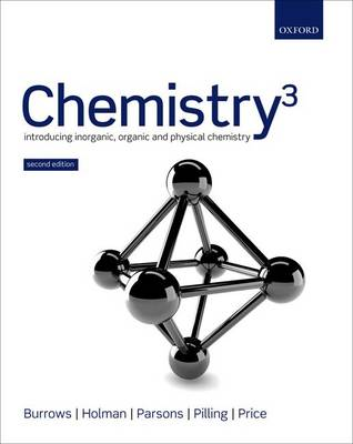 Chemistry^3: Introducing Inorganic, Organic and Physical Chemistry (Paperback)
