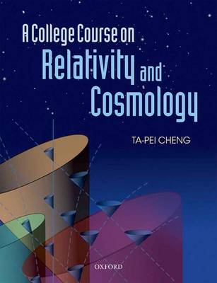 A College Course on Relativity and Cosmology (Paperback)