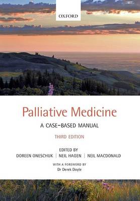Palliative Medicine: A case-based manual (Paperback)