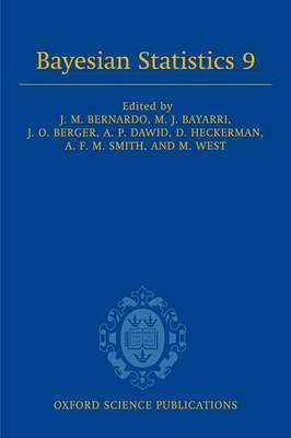 Bayesian Statistics 9 (Hardback)