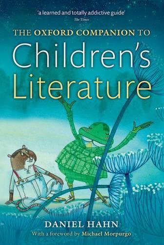 The Oxford Companion to Children's Literature (Hardback)