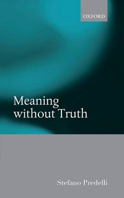 Meaning without Truth (Hardback)